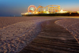Santa Monica Beach Boardwalk II