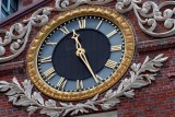 Old State House Detail - Clock