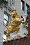 Old State House Detail - Lion