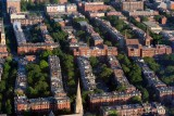 South End, Boston - Aerial