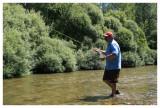 Yrs Truly, Fishin' the Tiber