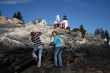 Marcia, Marlene and Sandi at Pemaquid, Maine_0534.jpg