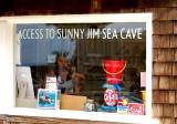 Sunny Jim Sea Cave