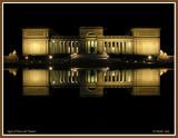 San Francisco Legion of Honor w Reflecting Pool_327a
