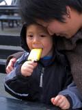 2006-11-19 Ice eating