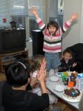2007-02-03 Olivers birthday--Hurray