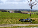 2007-03-10 Blue bike