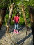 2007-05-22 Nicole on playground