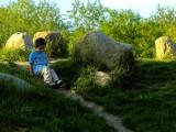 2007-05-24 Oliver sliding down