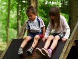 2007-07-26 On a slide