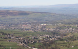 Trawden and Colne