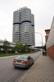 Munich and the BMW museum