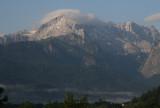 Alpspitze from Garmisch