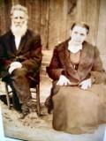 Jesse Bez Walker (1842-1917) & Susanna Cravey Walker (1849-1928)