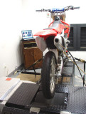 Dyno Tuning CRF450R with JDJetting