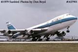 1979 - El Al B747-259B 4X-AXC airline aviation stock photo #AS7901