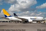 Tampa Colombia B767-241F(ER) N769QT (ex Varig PP-VNO) cargo airline aviation stock photo #0241_SA06