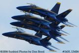 USN Blue Angels at the 2006 Pensacola Blue Angels Homecoming 60th Anniversary Air Show stock photo #2435
