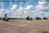 Army Aviation Heritage Foundation's Sky Soldiers Bell AH-1 Cobras air show stock photo #0760