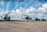 Army Aviation Heritage Foundation's Sky Soldiers Bell AH-1 Cobras air show stock photo #0764