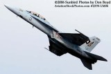 USN F-18 Super Hornet military air show stock photo #2378