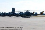 Army Aviation Heritage Foundation's Sky Soldiers Bell AH-1 Cobras air show stock photo #2385