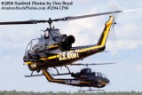 Army Aviation Heritage Foundation's Sky Soldiers Bell AH-1 Cobra #23233 N233LE air show stock photo #2394
