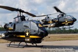 Army Aviation Heritage Foundation's Sky Soldiers Bell AH-1 Cobras air show stock photo #2410
