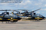 Army Aviation Heritage Foundation's Sky Soldiers Bell AH-1 Cobras air show stock photo #2413