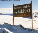 1996 - Lake County - Leadville Airport, highest public airport in North America