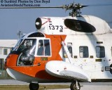 Late 1970's - USCG Sikorsky HH-52A Sea Guard #CG-1373 helicopter