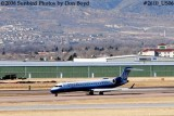 Skywest Airlines (United Express) Canadair CL-600-2C10 CRJ-700 N730SK airline aviation stock photo #2610