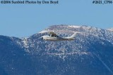 Gregory D. Easton's Cessna T210H N2234R with Pike's Peak in the background private aviation stock photo #2621