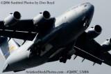 USAF C-17A Globemaster III #88-0266 military aviation stock photo #2685C