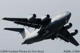 USAF C-17A Globemaster III #88-0266 military aviation stock photo #2686