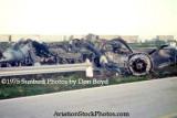 1975 - Aerotransportes Entre Rios (AER) CL-44-6 (CC-106 Yukon) LV-JSY crash at Miami International Airport