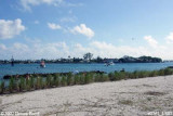 2007 - Southeast corner of Peanut Island County Park landscape stock photo #0761