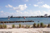 2007 - Southeast side of Peanut Island County Park landscape stock photo #0762