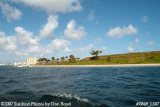 2007 - West side of Peanut Island landscape stock photo #0849