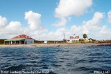 2007 - Former Coast Guard Station Lake Worth Inlet on Peanut Island building stock photo #0853
