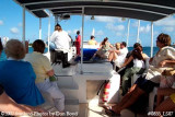 2007 - Passengers on the Peanut Island Ferry recreation stock photo #0855