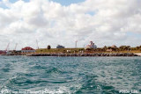 2007 - East side of the former Coast Guard Station Lake Worth Inlet on Peanut Island landscape stock photo #0856