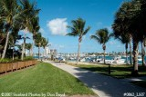 2007 - East side of Peanut Island County Park recreation stock photo #0862