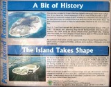 2007 - History of Peanut Island stock photo #0866