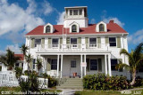 2007 - South view of majestic station house at Coast Guard Station Lake Worth Inlet stock photo #0889