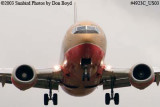 Southwest Airlines B737-3H4 aviation stock photo #4923C