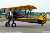 Joe Pendergrass' Boeing A-75 Stearman N1715B private aviation stock photo #6307
