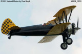 Joe Pendergrass' Boeing A-75 Stearman N1715B private aviation stock photo #6308