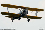 Joe Pendergrass' Boeing A-75 Stearman N1715B private aviation stock photo #6309