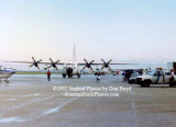 1992 - Coast Guard operations after Hurricane Andrew - HC-130H and CASA-212